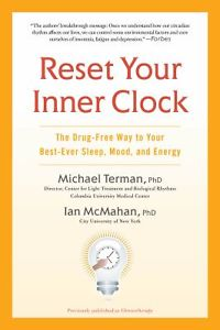 Reset Your Inner Clock - Book Cover Amazon